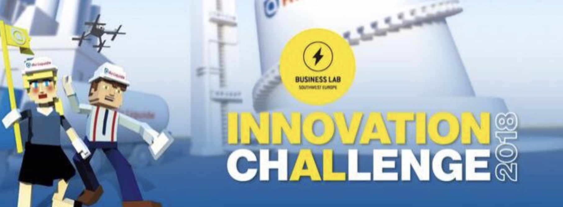 Air Liquide Innovation challenges